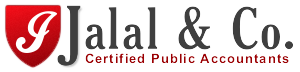 Jalal & Co. Accountants logo